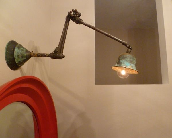 RESTORING STYLE: RS- Industrial Chic Lighting