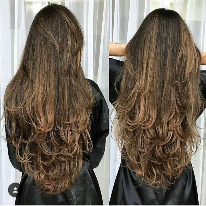 Pin By Gusmar Trejo On Cabello Long Hair Styles Long Layered Hair Haircuts For Long Hair