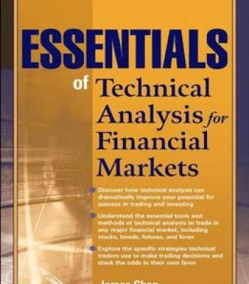 Essentials Of Technical Analysis For Financial Markets PDF