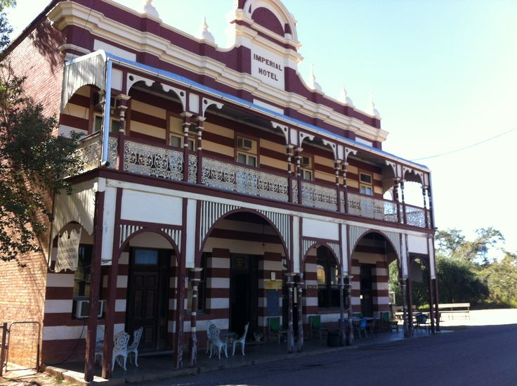 Ravenswood Pub - Outback QLD