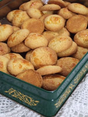biscoitinhos de fubá