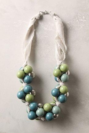 Souffle necklace