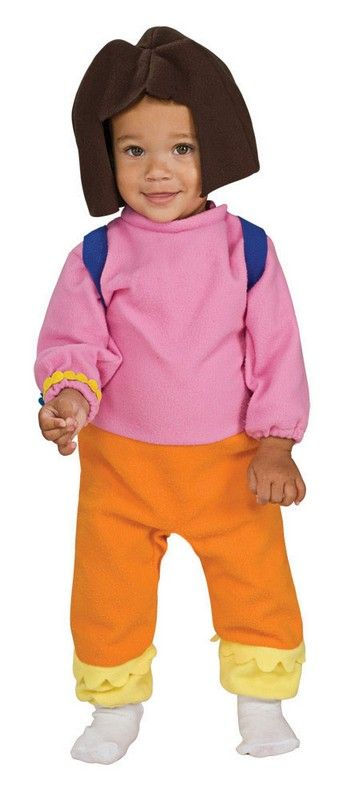 Dora Halloween Costumes Dora Costume for Baby
