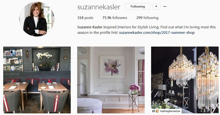 Top 100 Best Interior Designers In The World To Follow On Instagram: Suzanne Kesler Interiors ➤ To see more news about Luxury designs visit us at http://www.covetedition.com/ #interiordesign #covetedmagazine #luxurylifestyle #interiordesign #suzannekasler @CovetedMagazine