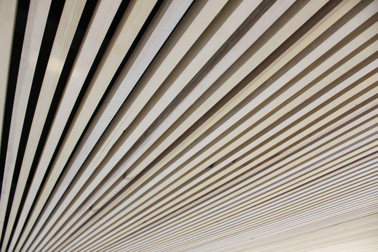 Lister til akustiklofter | Arkitektonisk Institut