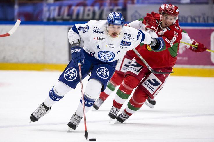 Leksands Robin Jacobsson, HockeyAllsvenskan 2015-16 FIGJAM