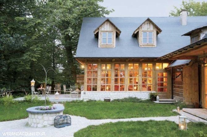 Piękne domy – projekty // fot.  Aneta Tryczyńska http://www.werandacountry.pl/domy/15638-magiczna-siodemka #piękne #domy #projekty #ogrody #architektura #design #sielskie #życie #country #wnętrzarski #magazyn #dom #rezydencje #mieszkania #willa #zdjęcia #home #pic  #modern #photos #project #house #development #residence #diggings #vorlage #casa #arquitectura # будинок # дизайн #projeto