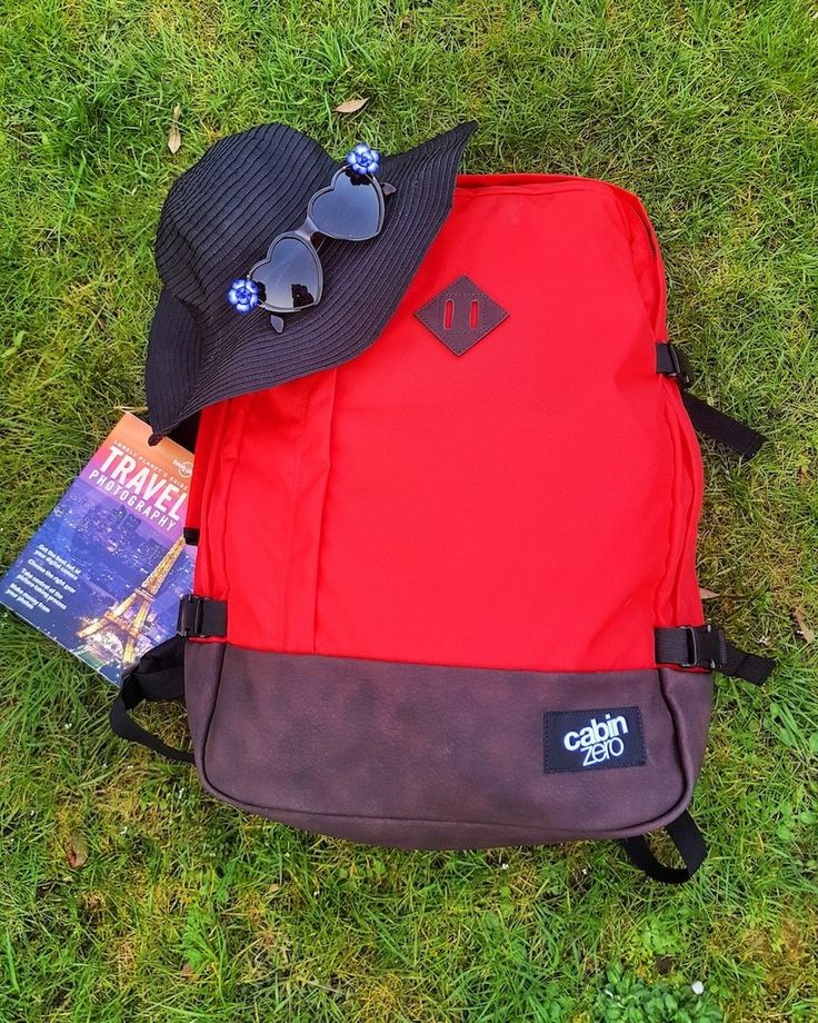 Cabin Zero My Sore Red Backpack 44L I love to use backpacks on my travels because they are versatile and manageable to use. Having different sizes of backpacks gives me an option to choose what to use based on my planned activities and destination.