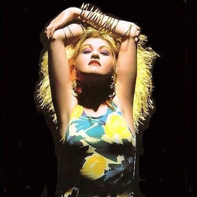 Youre Beautiful Like A Rainbow :: #cyndilauper Is A