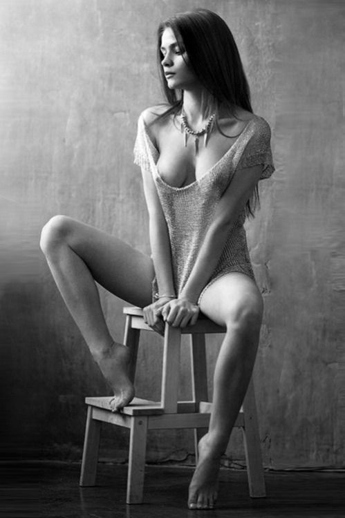 17 Best Images About Bw Gorgeous Women On Pinterest -7882