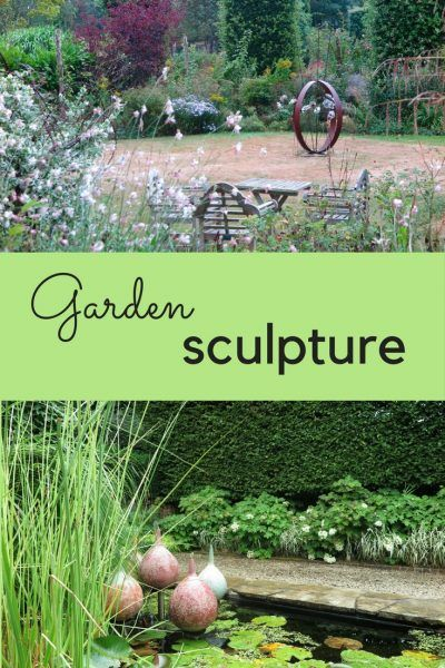 What do you think about garden sculpture and ornaments?