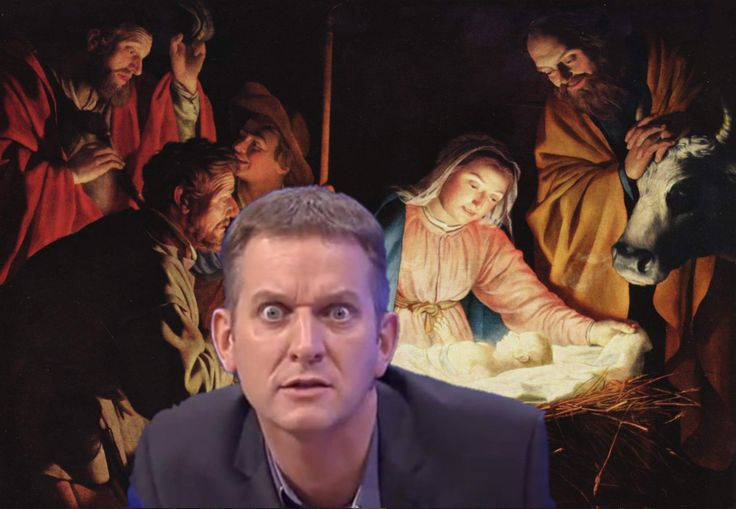 Mary and Joseph to appear on the Jeremy Kyle Show following immaculate conception doubts -- The parents of Jesus Christ, Mary and Joseph, will appear on a festive edition of the Jeremy Kyle Show next week, following doubts over the Messiah's paternity. Titled 'Immaculate Conception or Spectacular Deception?', it is understood that the show will feature guest... --  -- https://rochdaleherald.co.uk/2017/12/10/mary-joseph-appear-jeremy-kyle-show-following-immac