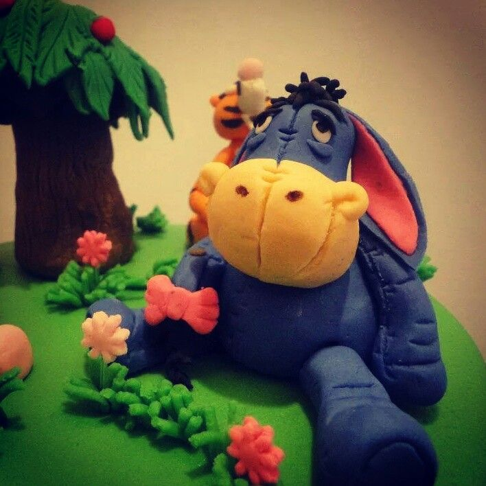 Winnie Pooh cakes!! Banchetto Sweet