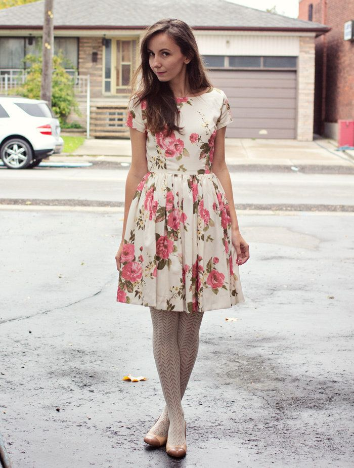 1000+ ideas about Dress With Tights on Pinterest