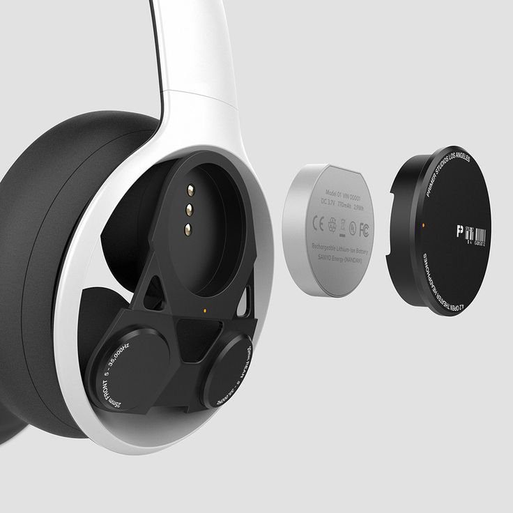 Seriously Surround Sound Headphones   Yanko Design