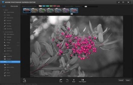 Online photo editing tools fix your shots in the browser