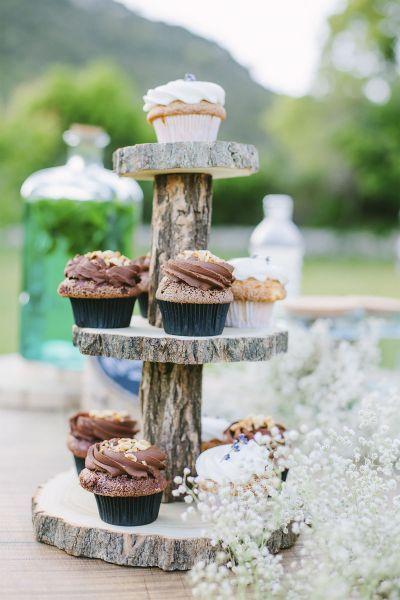 Shooting d'inspiration blanc, nature et gourmand pour un mariage plein de pep's ! Image: 12