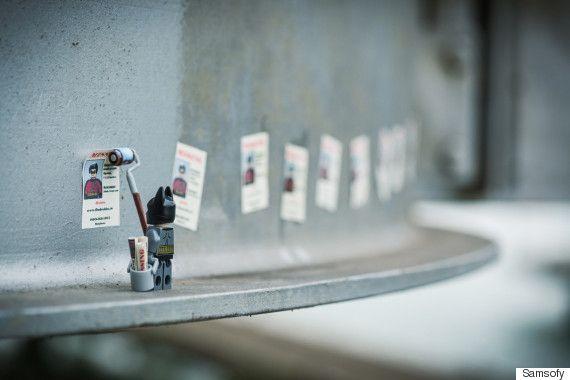 Ces petites scènes en Lego vont vous faire fondre (PHOTOS)