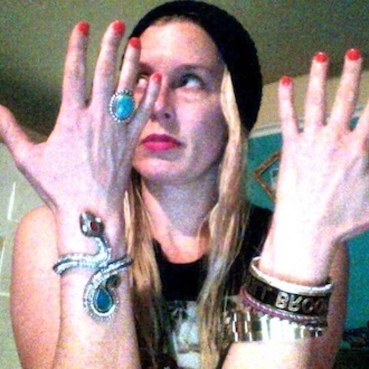 In Defense Of Acrylics: Crazy Cat Lady Nails For Life!. Who says you have to have horrible, pointy, dragon-lady nails to get the benefits of an acrylic manicure?