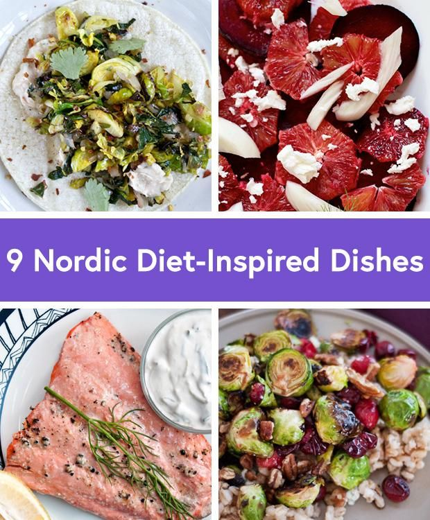 Just when you thought you'd tried every diet out there, there's a new player in the healthy eating game. Meet the Nordic Diet.