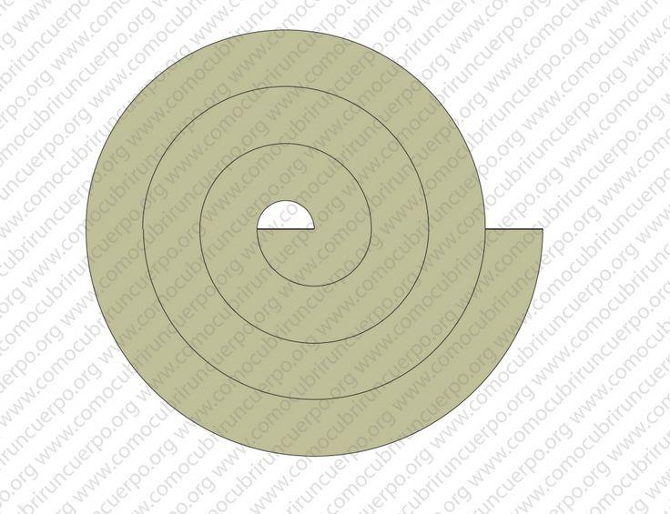 Volante caracol  https://www.pinterest.com/source/comocubriruncuerpo.org/