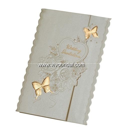 Vivo Bridal - Invitation Card IC-0011