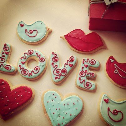 San Valentín ya está aquí! y que mejor manera de declarar amor que con FARINETAS!   FARINETAS