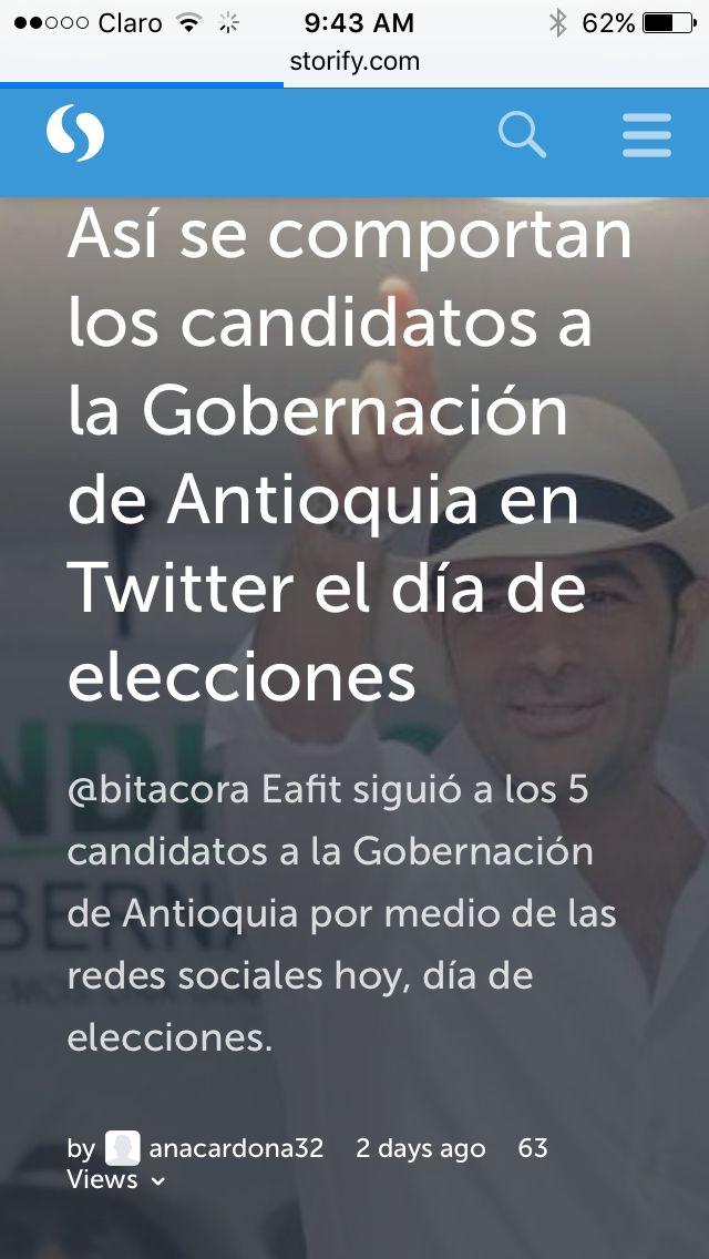 Cobertura elecciones 2015