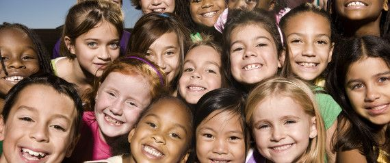 Let's make 2014 a new kind of commitment to our world's children.