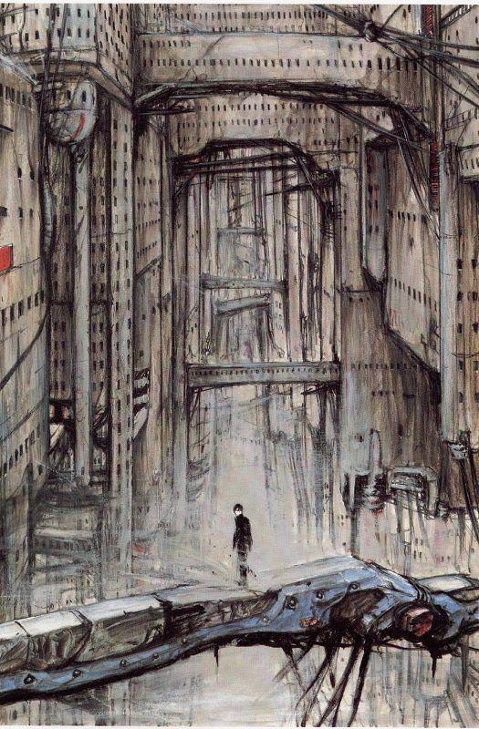 BLAME!  - Tsutomu Nihei