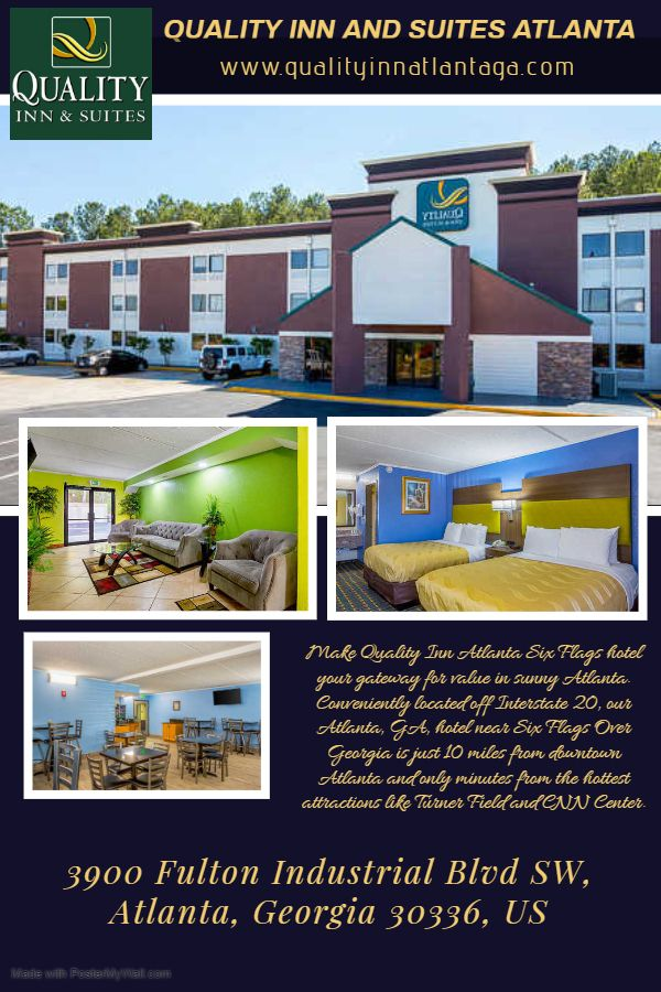 Quality Inn Suites Is A Combination Of Comfort Luxury And Convenience We Are Location For An Affordable Rat Hotels In Atlanta Georgia Hotel Hotels Near