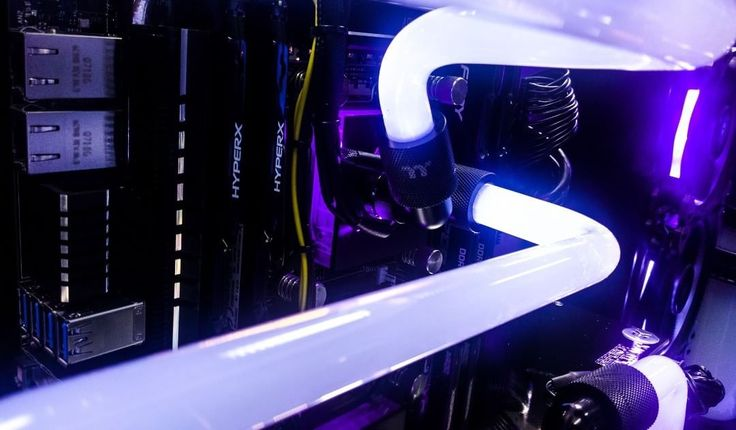 how to know if liquid cooling is working