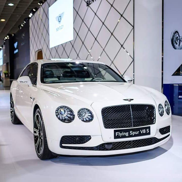 Bentley Mulsanne � Bentley Motors Bentley Fan On: Mulsanne•Flying Spur•Bentayga Images