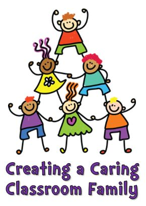 How to create a caring classroom family - great strategies and ideas from guest blogger Barbara Gruener of the Corner on Character blog