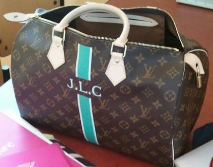 Best tax purchase ever: Louis Vuitton Mon Monogram Speedy 35 :)