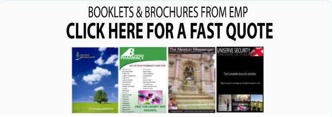 Cheap Brochure & Booklet Printing