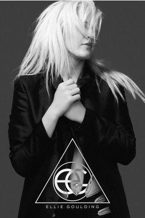 Ellie Goulding Halcyon Maxi Poster