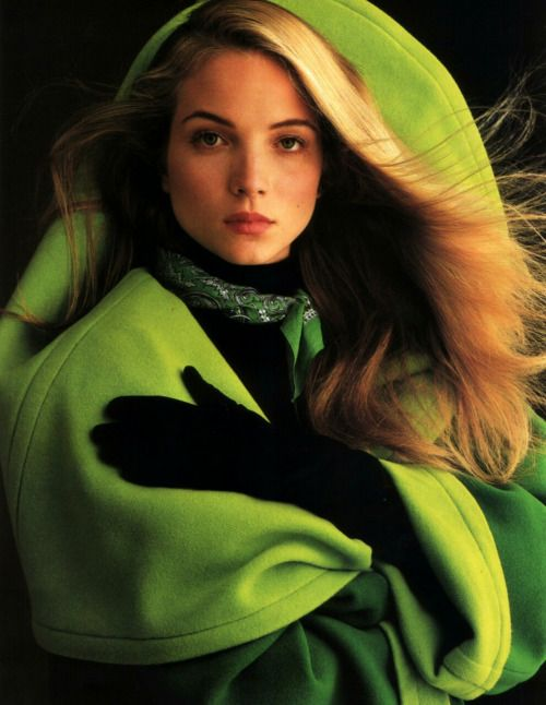 lisa401971:  Rachel Williams by Gilles Bensimon  ELLE Magazine...
