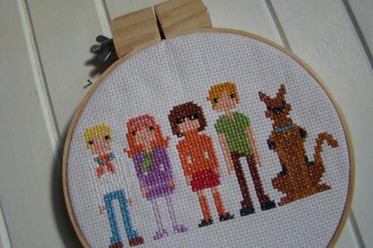 Scooby Doo Crafts Pinterest