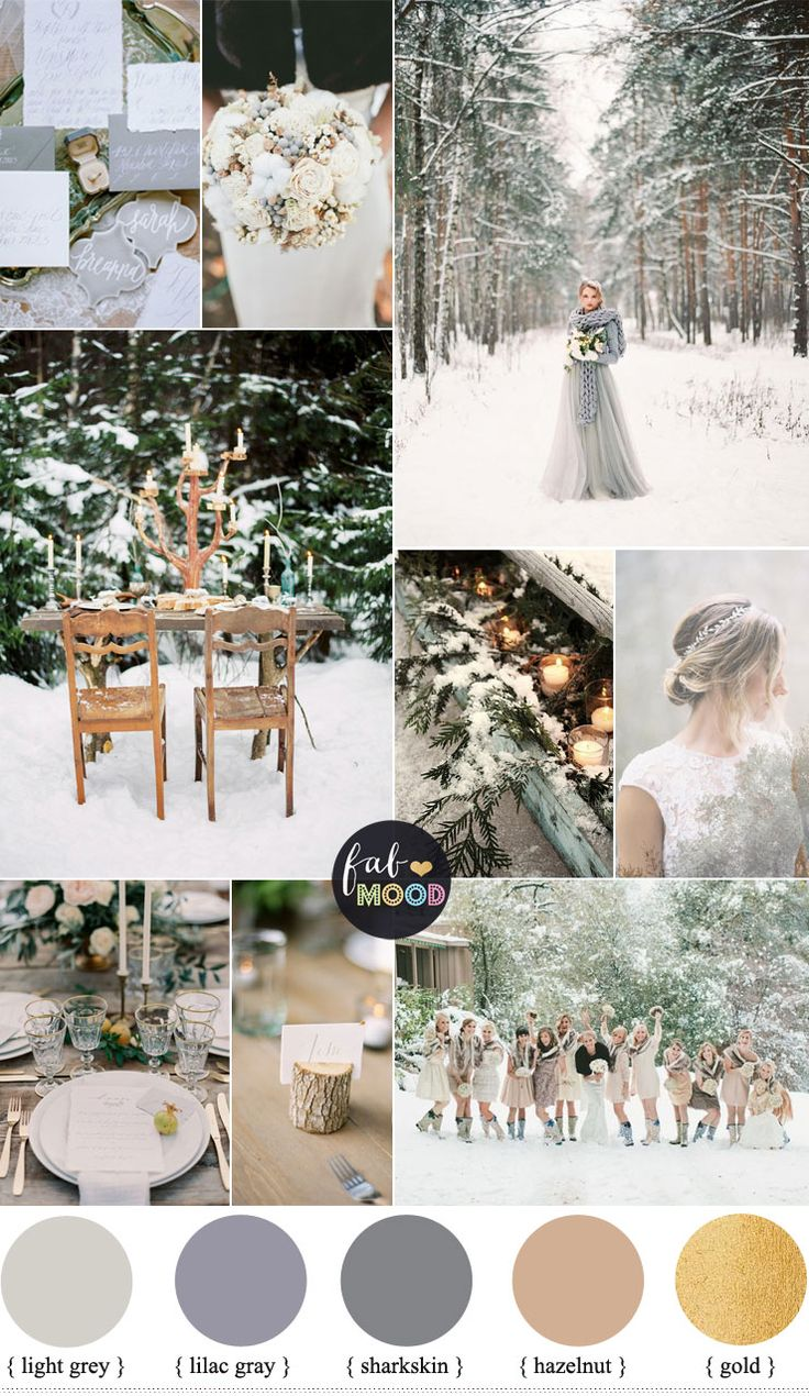 Best 25 december wedding colors ideas on pinterest wedding december wedding colours shades of neutral colours winter bridal hairstyles junglespirit Gallery