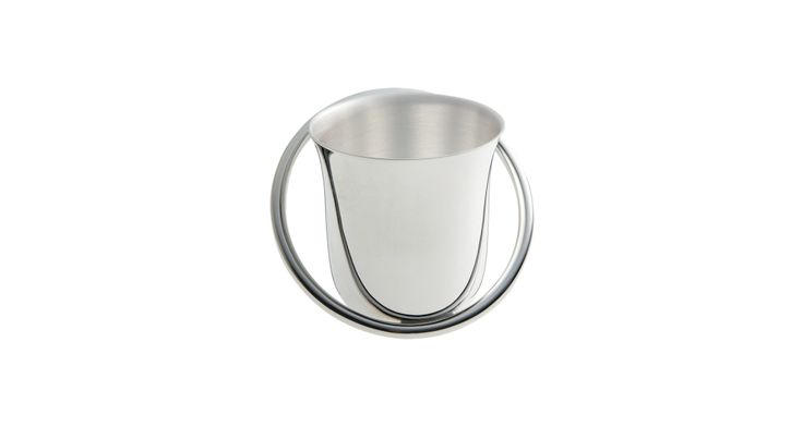 #Ercuis - Houpla baby cup #silverplated