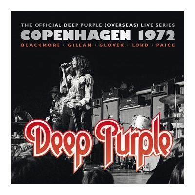 "L'album dei #DeepPurple intitolato ""Copenhagen 1972""."