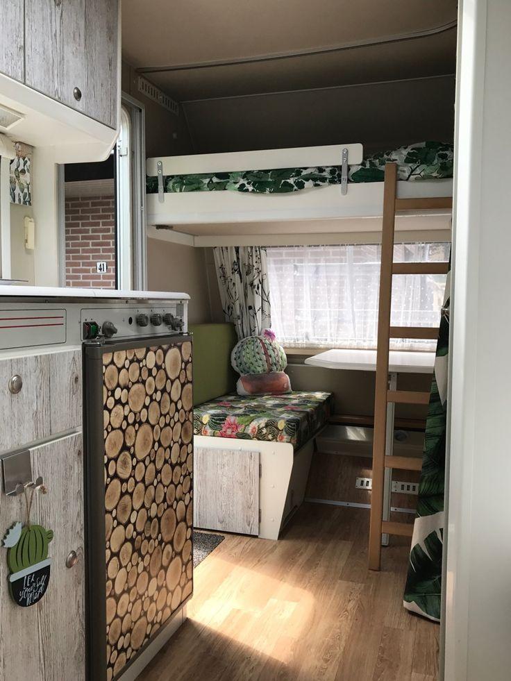 best 25 caravan interiors ideas on pinterest vintage. Black Bedroom Furniture Sets. Home Design Ideas