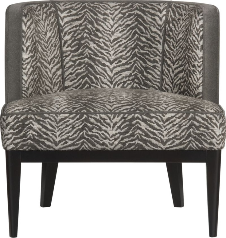 Grayson Chair  | Crate and Barrel: Living Rooms, Funky Chairs, Chairs 305X28Dx305, Grayson Chairs, Crate And Barrel, Chairs 32Wx33Dx35H, Barrels Grayson, Crates And Barrels, Tess Chairs