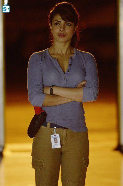 """#Quantico 1x02 """"America"""" - Alex"""