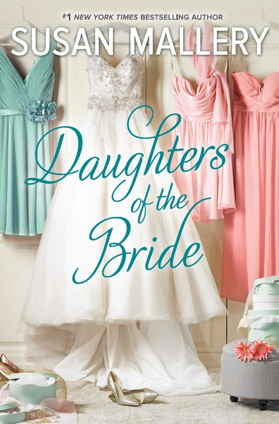 HEA USA Today exclusively reveals the cover of DAUGHTERS OF THE BRIDE, my biggest book of 2016!!! And they have the first-ever sneak peek at this book of my heart. Click the link to see the cover and start reading: http://happyeverafter.usatoday.com/2015/11/30/susan-mallery-daughters-of-the-bride-cover-reveal/