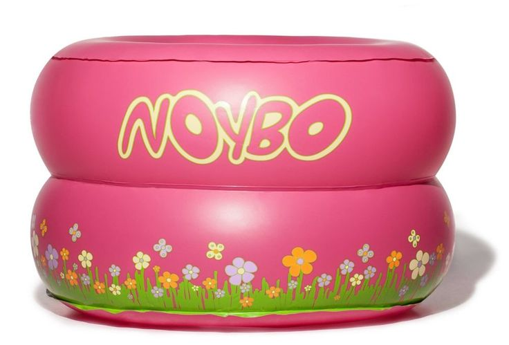 Portable Potty Seat Inflatable Travel Toilet Training Toddler Kids GIFT NOYBO #Noybo
