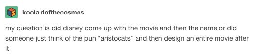The most important question: | 27 Jokes About Disney That Are Actually Hilarious