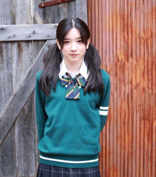 Mei Nagano 永野芽郁