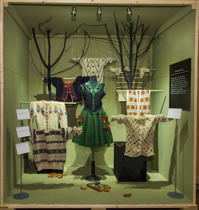 Knitwear: Chanel to Westwood - for The Fashion and Textile Museum - SeTwo